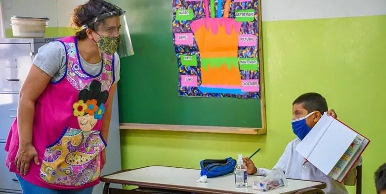 En La Pampa, durante este ciclo lectivo se registraron 1.739 contagios de Covid 19 y representan el 1,8 % de los asistentes