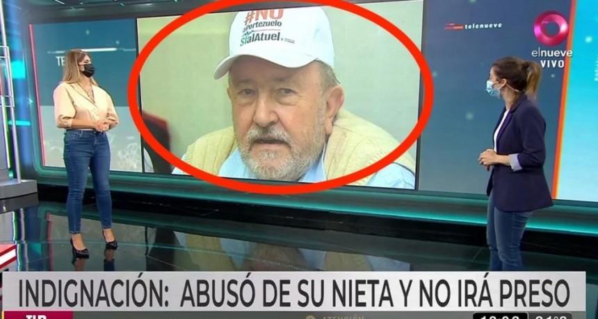 Una productora de Canal 9 se disculpa con Carlos Verna