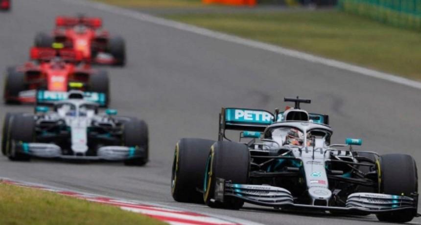 Oficial: la Fórmula 1 comenzará el 5 de julio con el Gran Premio de Austria
