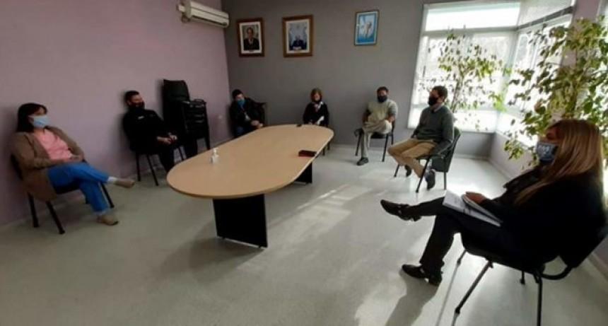 Luan Toro: Se reunió el Comité de Emergencia con el fin de evaluar la marcha de la Cuarentena al ingresar en la Fase 5.
