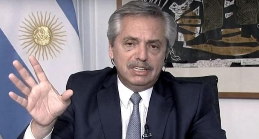Alberto: La Pampa y otras 17 provincias entran en la etapa de distanciamiento social