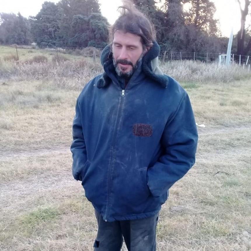 CARRO QUEMADO: DESPUÉS DE UNA INTENSA BÚSQUEDA APARECIÓ LA PERSONA EXTRAVIADA