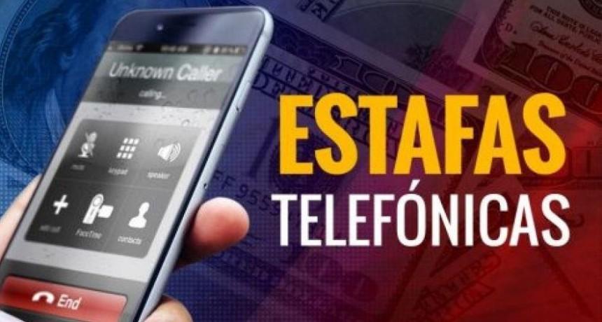 TELEN: TENTATIVA DE ESTAFA TELEFONICA