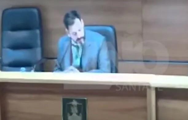 Un juez santafesino liberó a denunciado por violación porque usó preservativo (video)