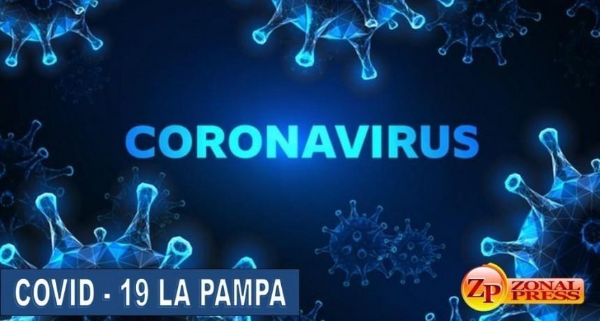 Coronavirus: ocho muertes (1 en Luan Toro) y 322 casos positivos en la provincia, en Victorica 10 casos, en Telen 5