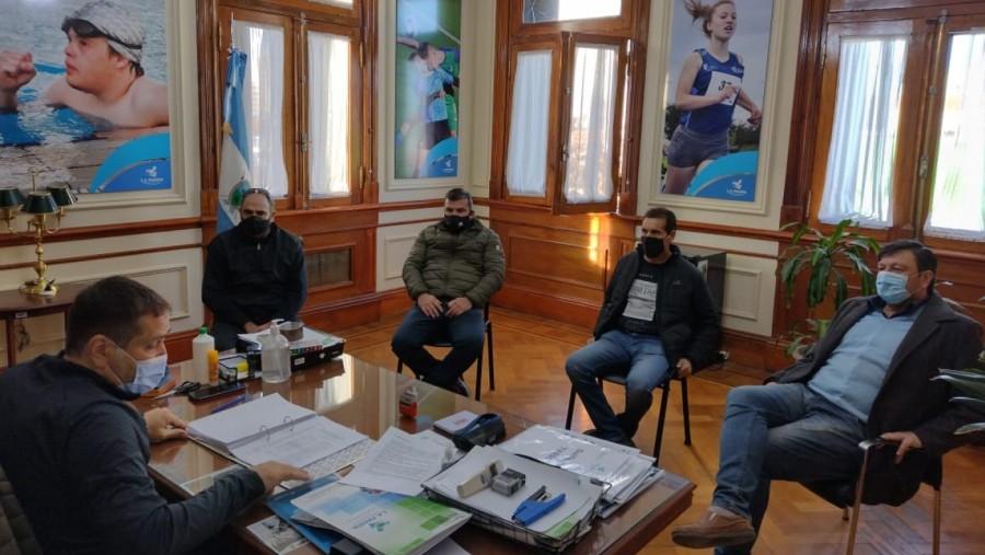 El Gobierno Provincial y las ligas trabajan en la vuelta del fútbol