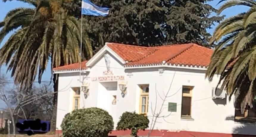 CAMPAÑA DE SOCIOS DEL HOSPITAL LUISA PEDEMONTE DE PISTARINI.