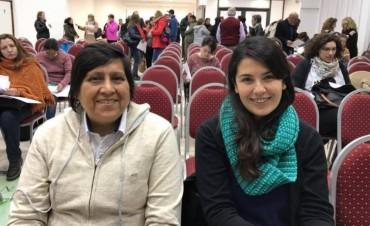 AREA DE ADULTOS MAYORES: JORNADA DE CAPACITACION