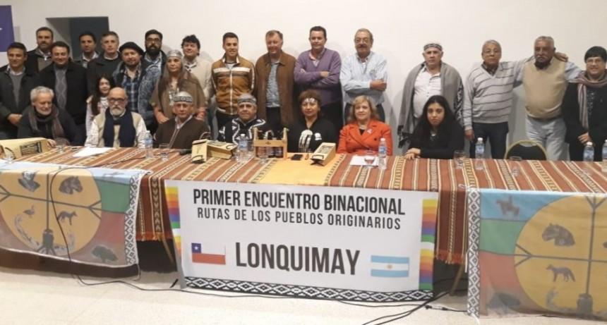 PRIMER ENCUENTRO BINACIONAL – RUTAS DE LOS PUEBLOS ORIGINARIOS