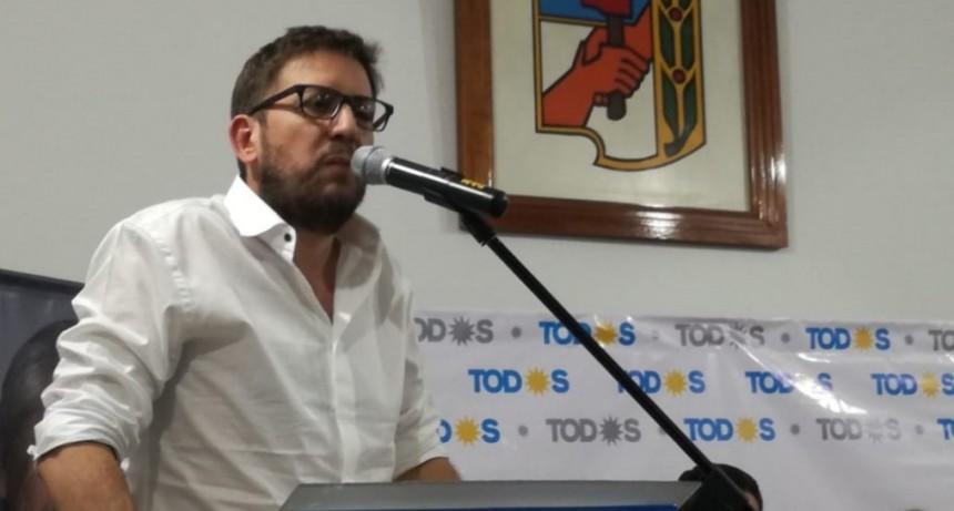 EL PJ LANZÓ SUS CANDIDATOS
