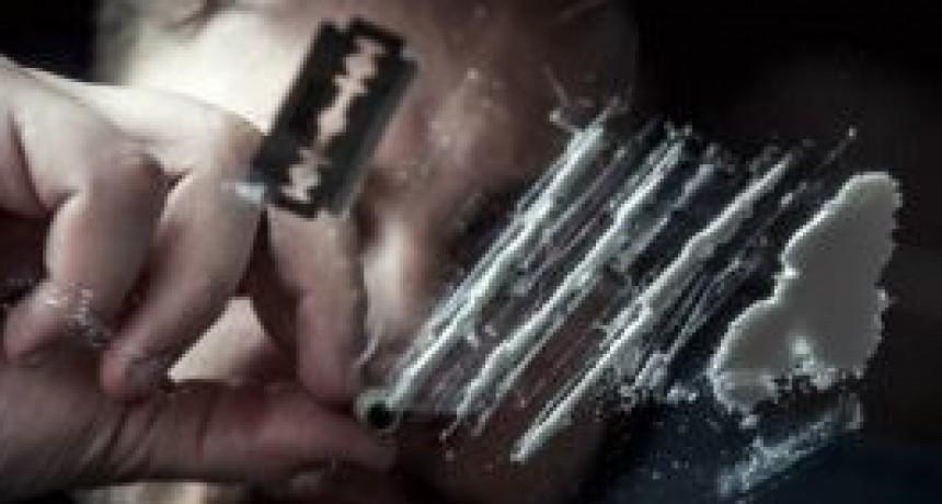 Alarmante; la provincia es la 4° en muertes por drogas y se aspira más cocaína que en Buenos Aires, según Sedronar