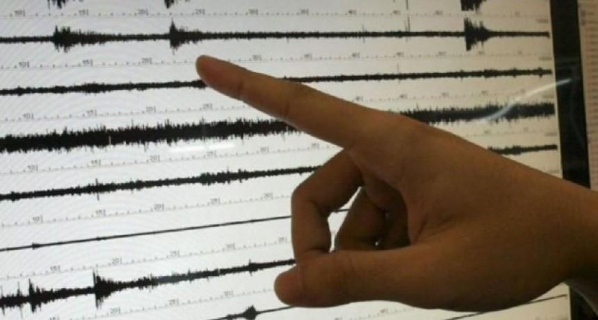 Los sismos en La Pampa,
