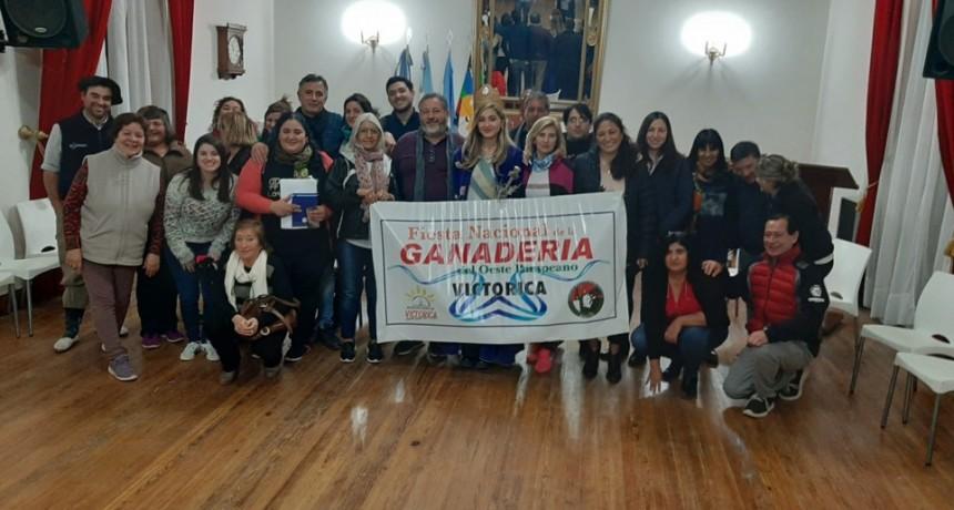 PRIMERA REUNIÓN ORGANIZATIVA DE LA FIESTA DE LA GANADERÍA