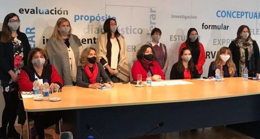 Diputadas pampeanas firmaron el proyecto de paridad de género
