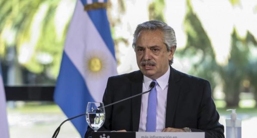 El Presidente anunció un nuevo IFE para todo el país
