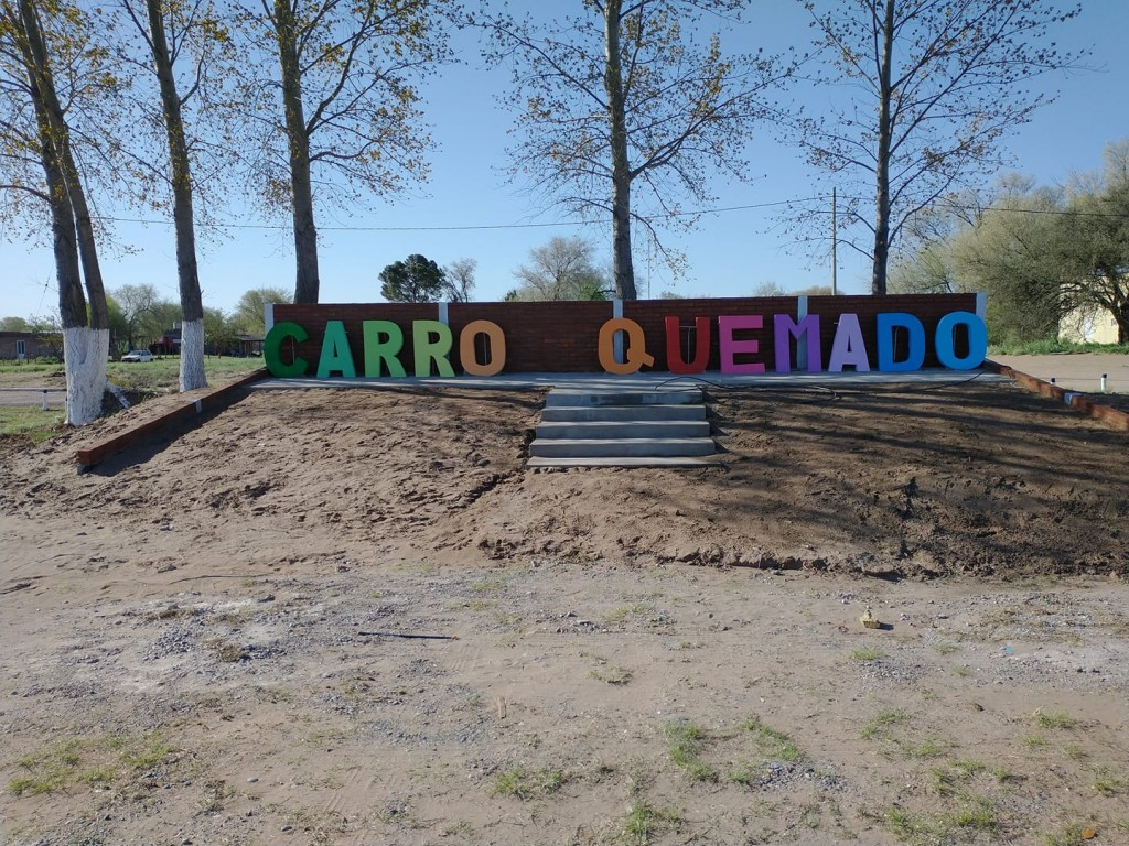 CARRO QUEMADO: COMUNICADO DEL MUNICIPIO POR EL AUMENTO DE CASOS DE COVID