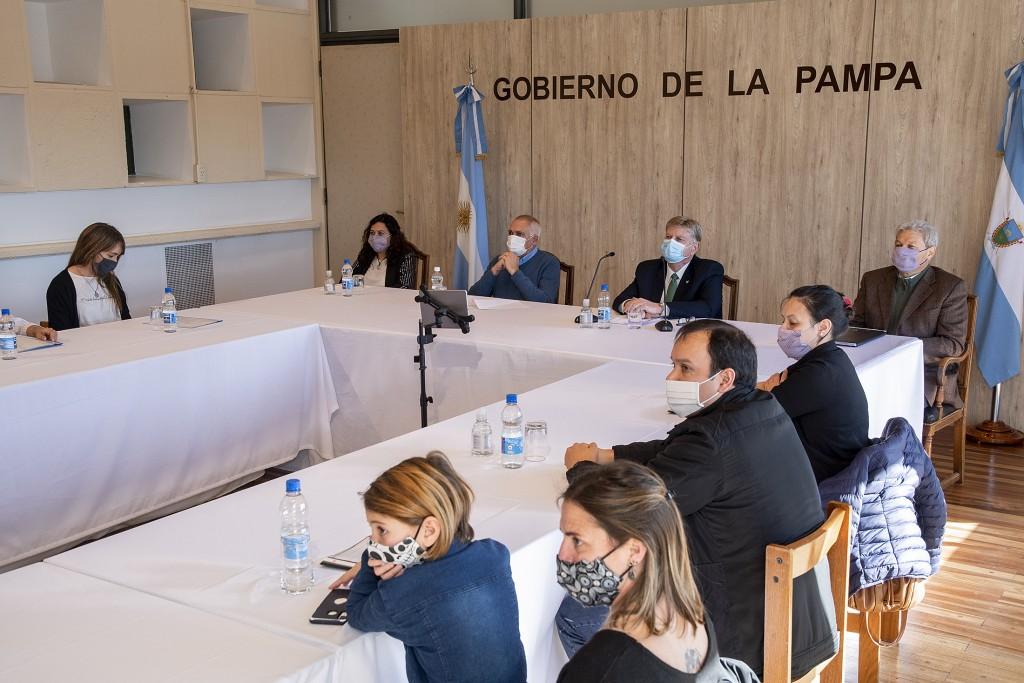 Otorgan 3.112 créditos Casa Propia para La Pampa