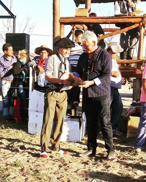 Volvió y ganó: Feli Magarzo Primero en La Reforma (video)