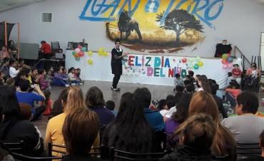 DIA DEL NIÑO: EN LUAN TORO Y CARRO QUEMADO