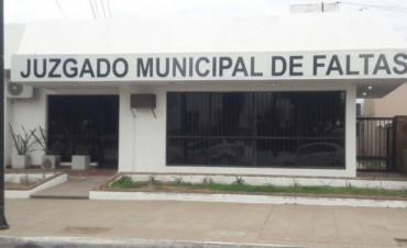 Bunker: Basado en la ordenanza municipal 1150-05 se clausuro por 7 días