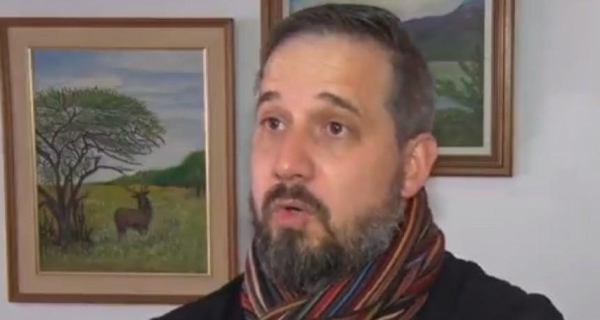 Mauricio Giai nuevo Vicepresidente de la Asociación Centro Sur de Basquet