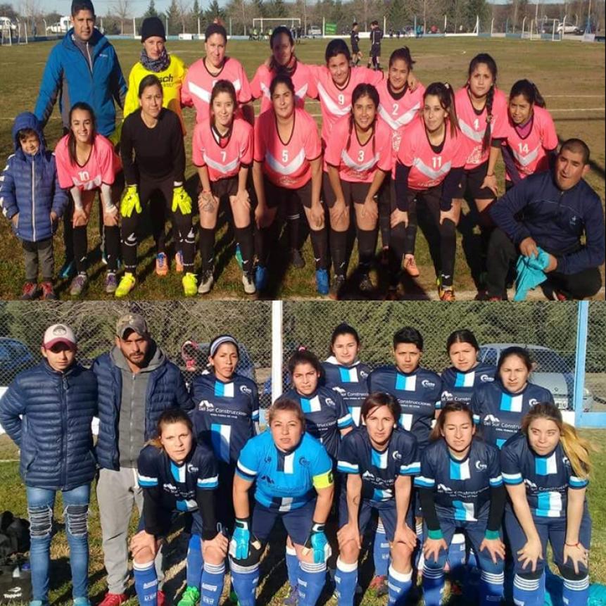 Fútbol Femenino: Las Leoncitas y La Redonda no pudieron