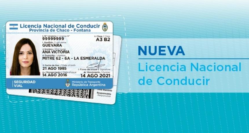 Cuando Victorica otorgue la licencia de conducir nacional, todos tendrán que hacer teórico y practico nuevamente