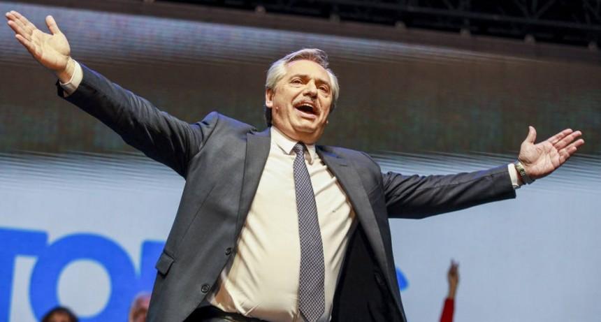 Amplio triunfo de Alberto Fernández sobre Macri