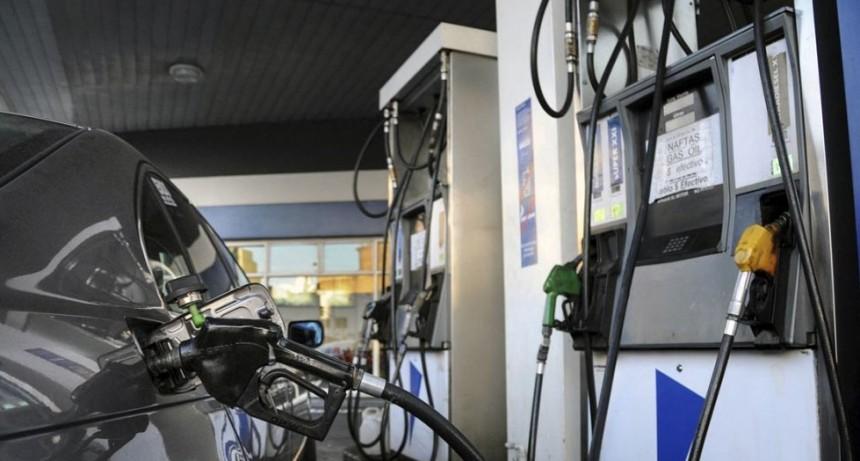 El precio de los combustibles, congelados por 90 días