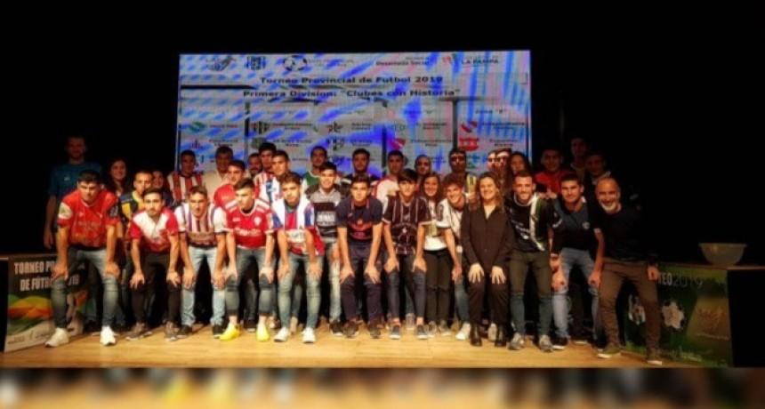 Torneo Provincial 2019: Así quedaron conformadas las zonas
