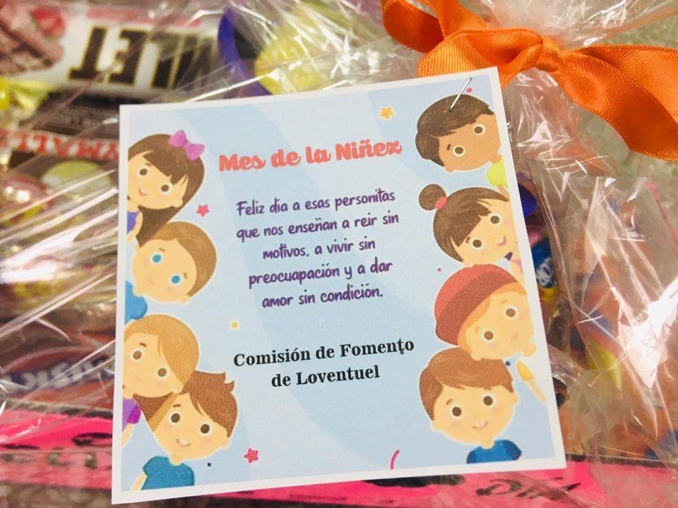 LOVENTUE: ESTE DOMINGO FESTEJA EN DIA DEL NIÑO