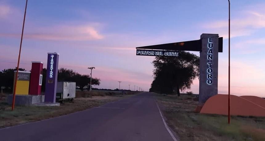 Luan Toro: Aislamiento de 72hs. para quienes viajen a Santa Rosa, Macachin y Catrilo