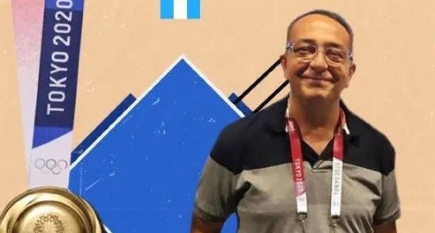 Montesano, lucha y pasión del relator del pueblo en los Juegos Olímpicos