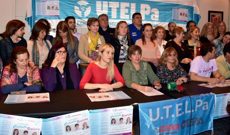 Elecciones en Utelpa: ganó el oficialismo y Lilia López será secretaria general