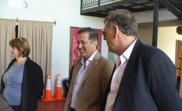 El Ministro Ojuez Inauguró CODES y la CEVic estuvo presente
