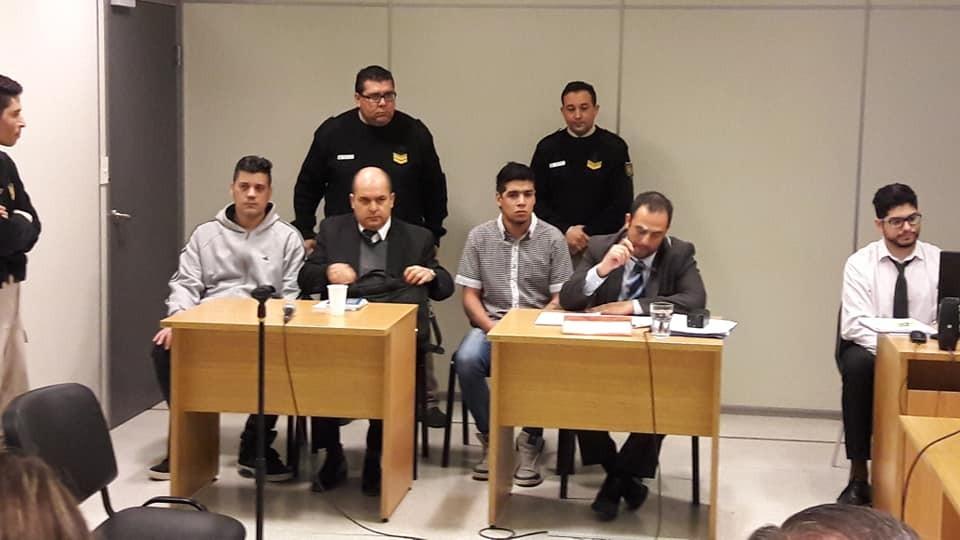 ACUSARON A JOSÉ MURRAY Y EMANUEL SANTILLÁN DE HOMICIDIO DOBLEMENTE CALIFICADO POR LA MUERTE DE FACUNDO PÉREZ