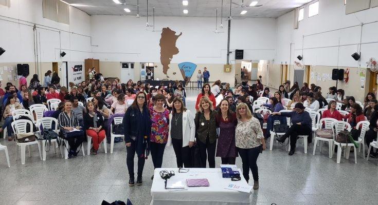 Fuerte apoyo de los docentes de Utelpa al programa de Educación Sexual Integral