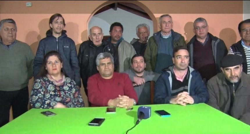 Nueva Agrupación política en Victorica….La Pistarini