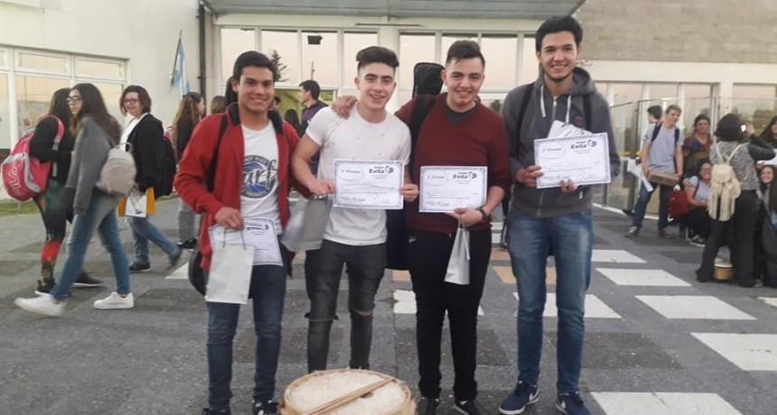 Juego Evita Culturales:  Victoriquenses a Mar del Plata