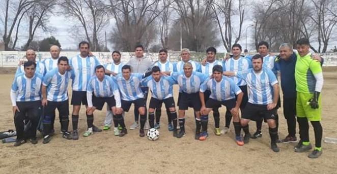 Luan Toro: Instancia Final del Futbol de Veteranos
