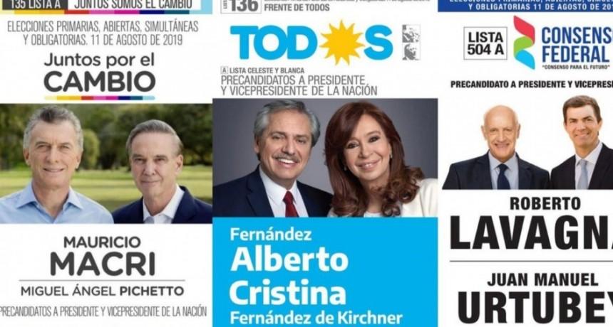 Arranca hoy la campaña electoral para las presidenciales
