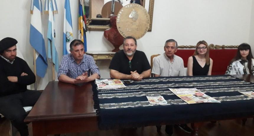 6° Fiesta Provincial del Peón Rural y novedades sobre la Fiesta De La Ganadería