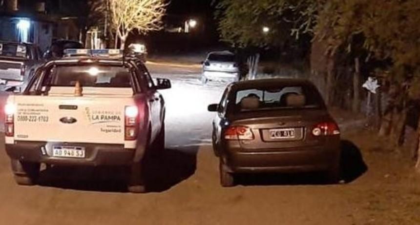 VICTORICA: AISLAN FAMILIA Y LE PONEN CUSTODIA POLICIAL