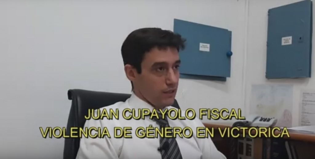 VICTORICA: HUBO DENUNCIA DE VIOLENCIA DE GÉNERO, UN DETENIDO