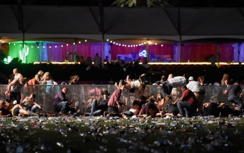 MASACRE EN LAS VEGAS El Estado Islámico se adjudicó el atentado que causó mas de 50 muertos