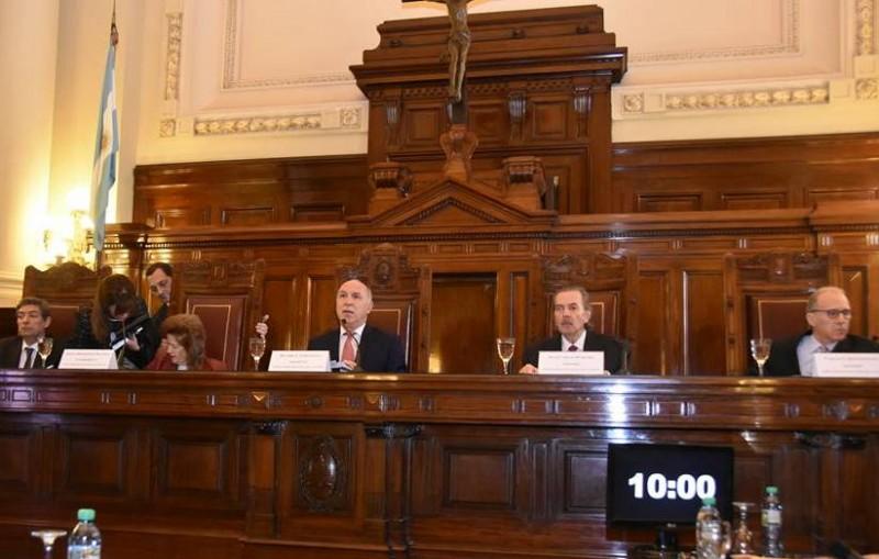 Audiencia del Atuel: la CSJN cuestionó a Bereciartúa