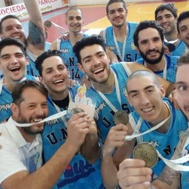 Básquet: Victoriquenses Campeones Universitarios