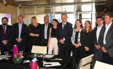 Fernanda Alonso forma parte de la flamante 'Liga de Ministros de Desarrollo Social