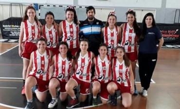 Juegos Evita: Basquet Femenino y Atletismo ganaron en el día de hoy