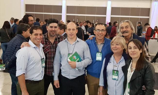 Victoriquenses presentes en Encuentro Nacional en Carlos Paz